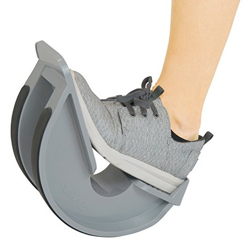 Foot Rocker by Vive - Foot Stretcher for Plantar Fasciitis Pain & Strained Calf Muscle Streches - Calf Stretcher Improves Flexibility & Tightness