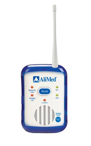 ALIMED 713318 IQ Cordless Alarm with Cordless Chair Sensor Pad System