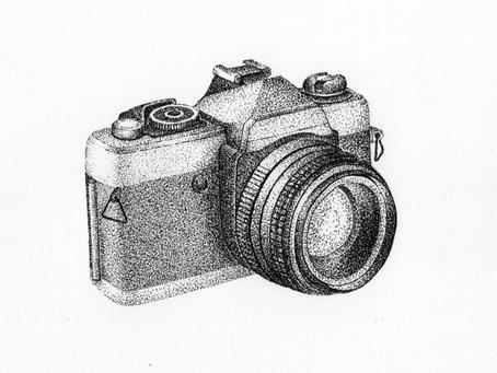 La photographie et moi.