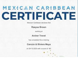 Cancun & Riviera Maya Specialist