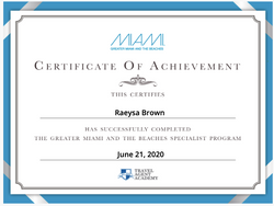 Certified Miami Specialist