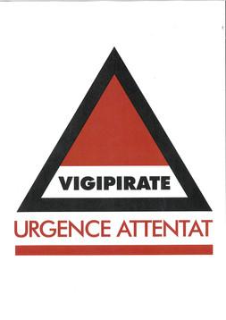 ALERTE PLAN VIGIPIRATE : VIGILANCE