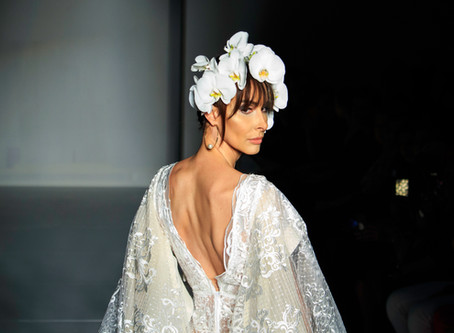 3 Runway Bridal Looks to Consider as Bride