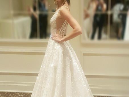 Bridal New York Fashion Week!