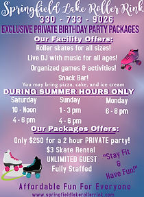 _Private Birthday Flyer - Made with Post