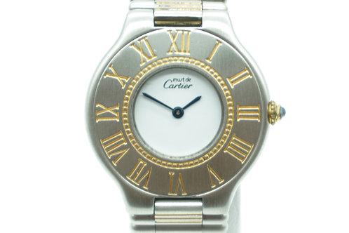 Cartier Must de 21 Bullet