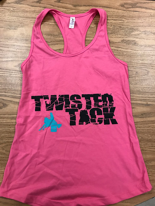 WOMENS FITTED TANK