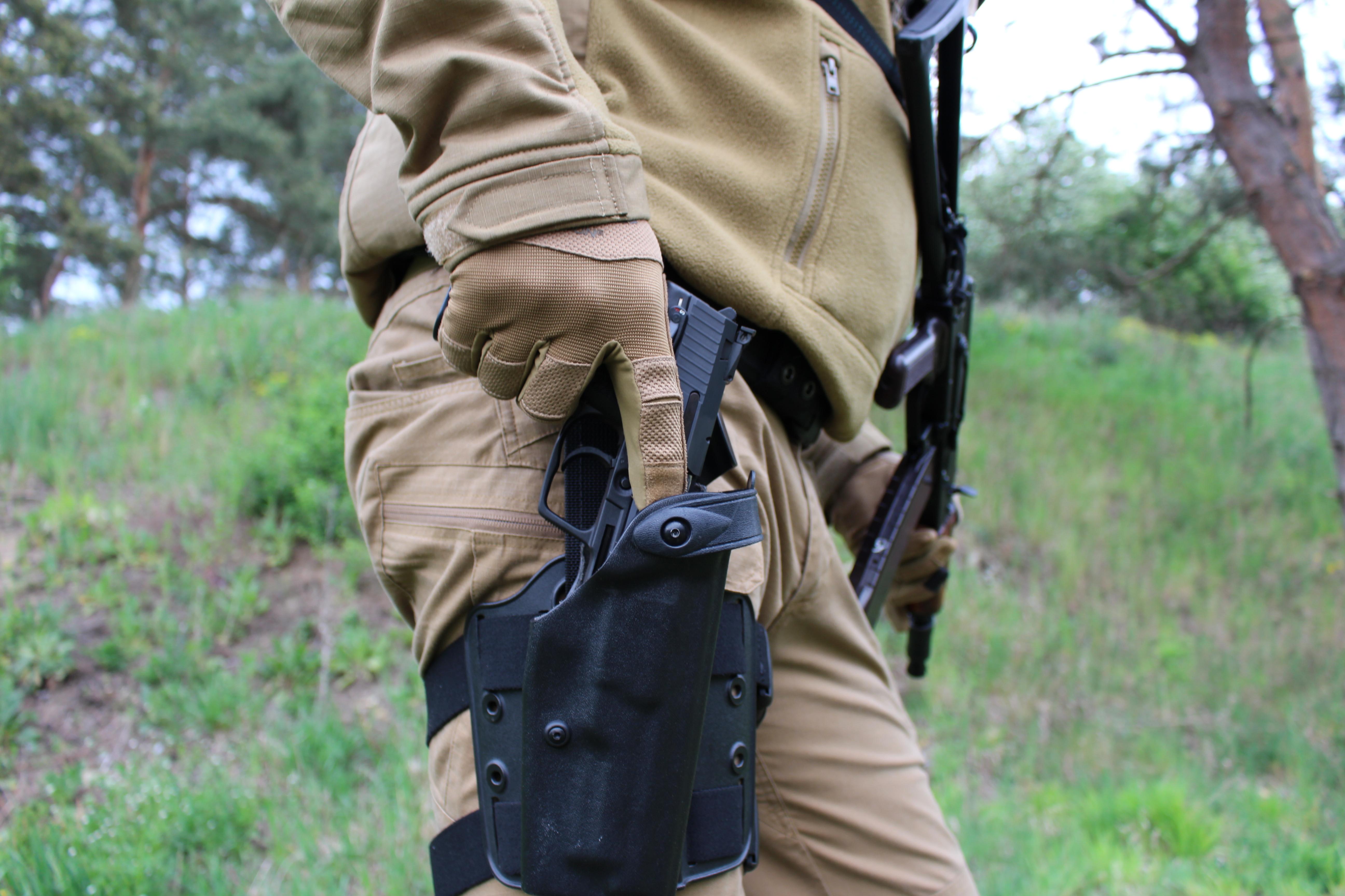 2 Gun combined Pistol / Carbine