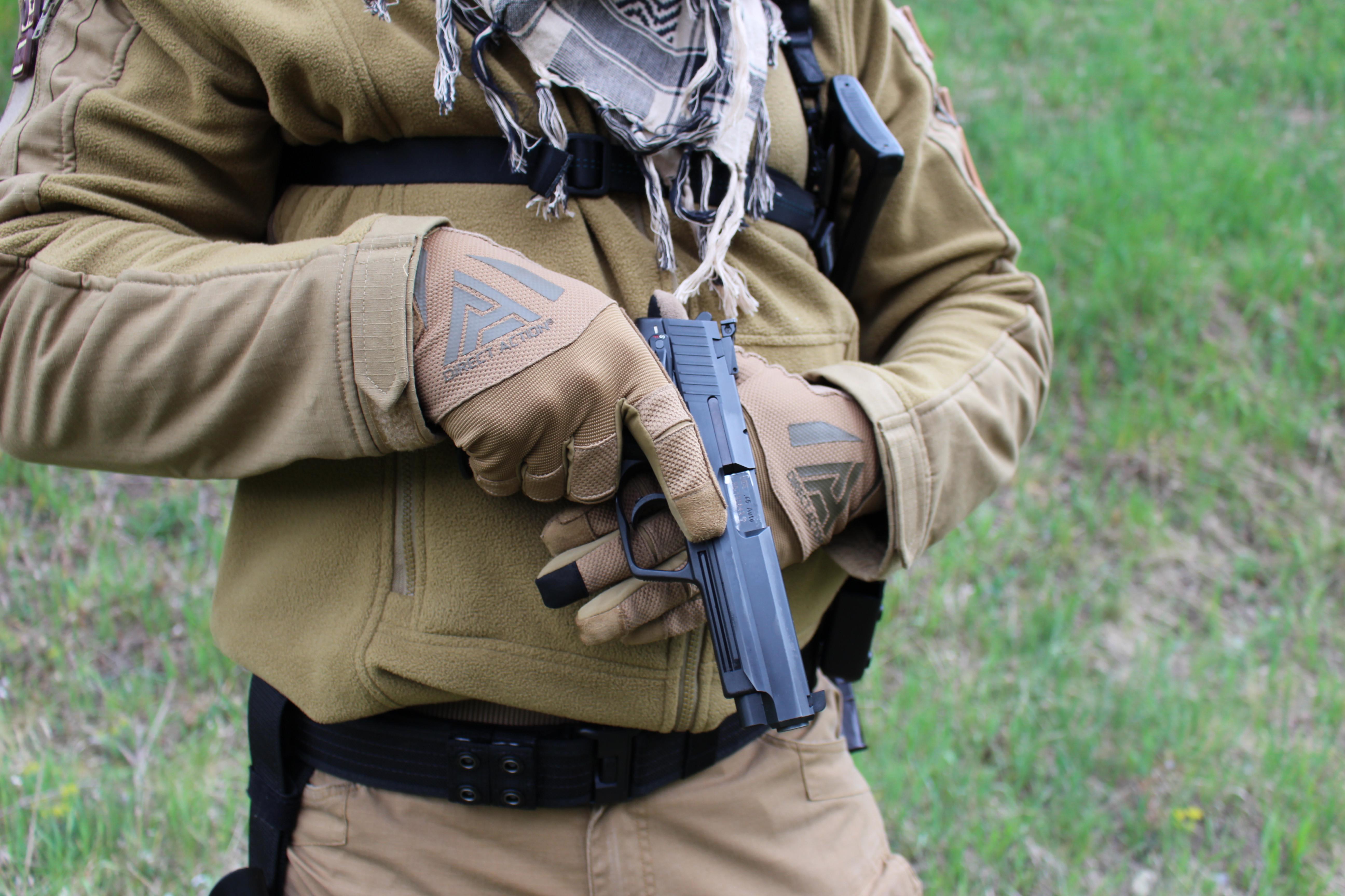 Defense Pistol P2