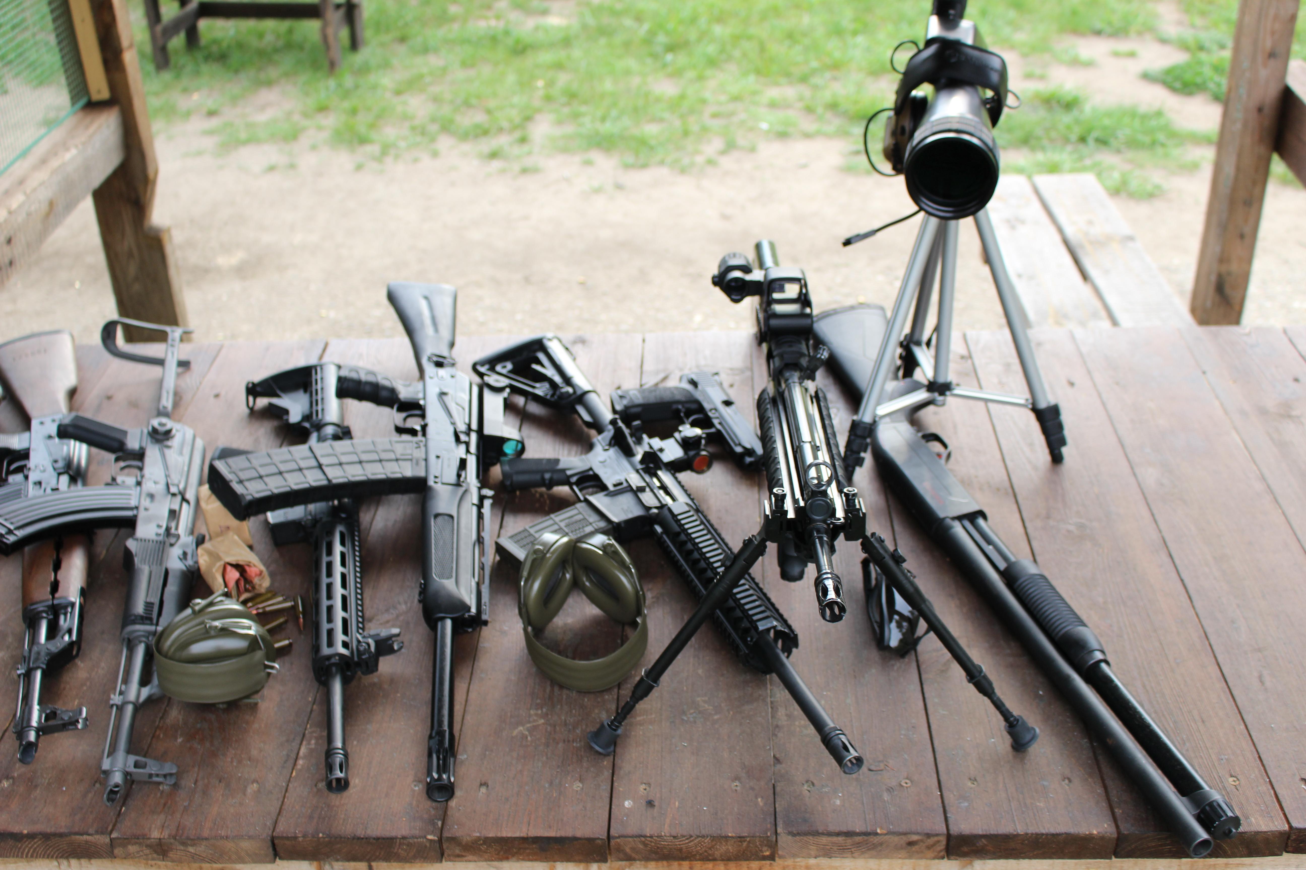 Defense Shotgun SG1