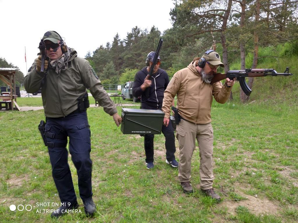 3 Gun combined