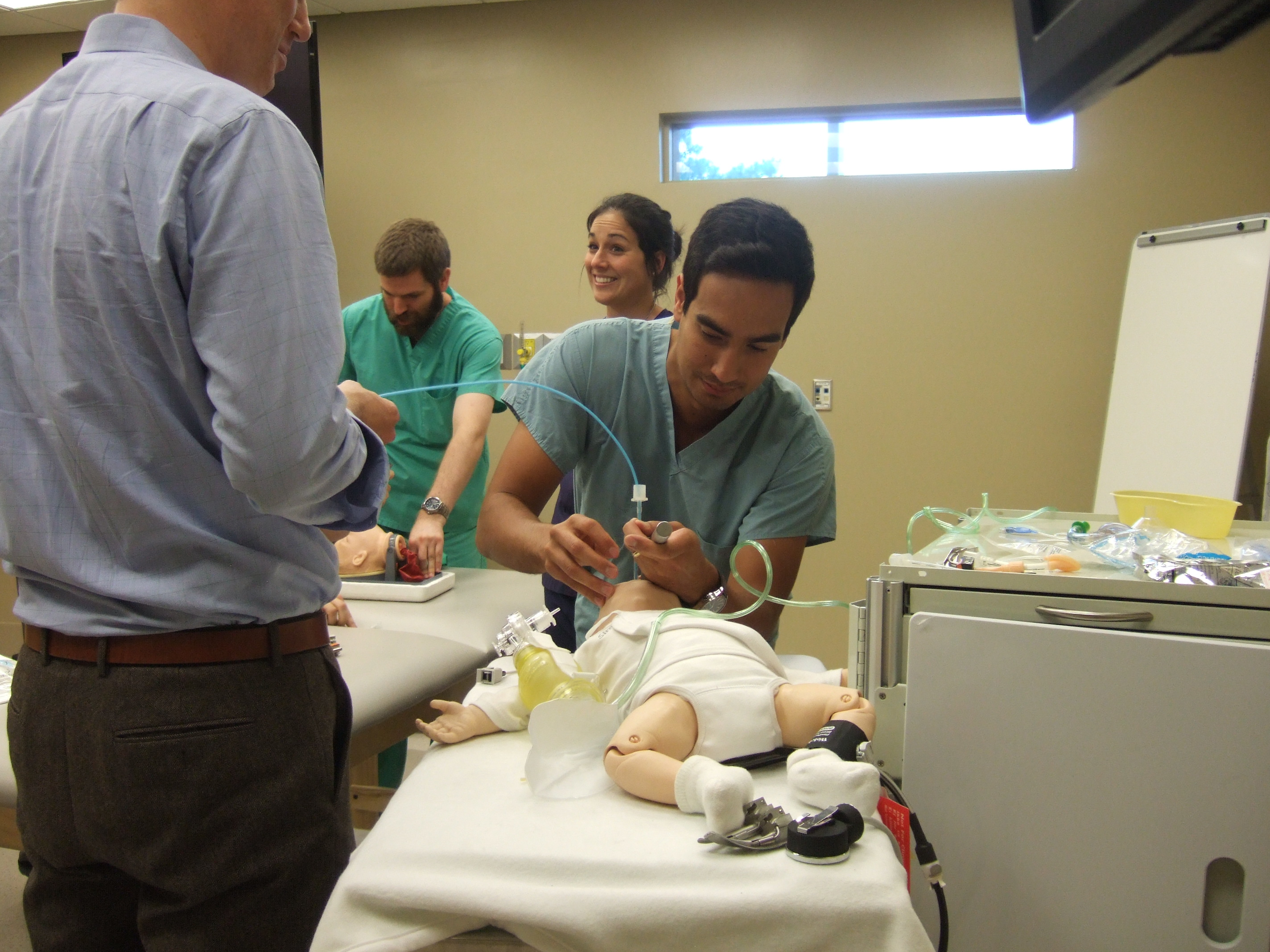 LSU BR Emergency Medicine Residency Program