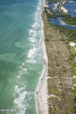 Siesta Key Shoreline 1-11-16 330