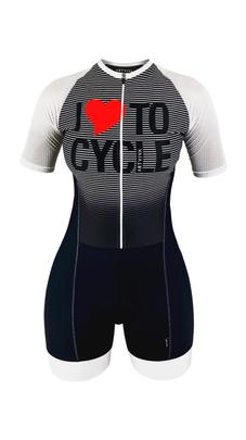 Macaquinho I♥TO CYCLE (Frente)