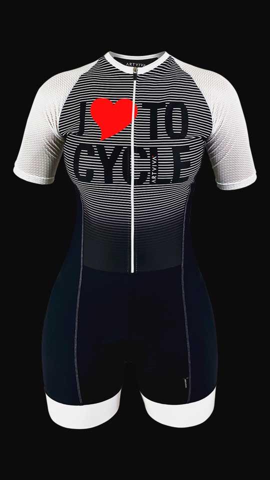 Macaquinho I♥TO CYCLE