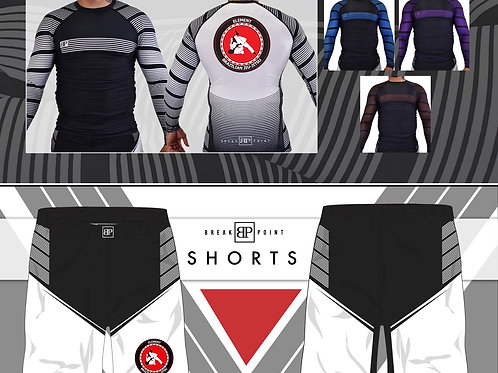Element Fight Shorts
