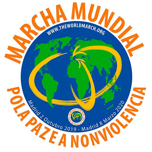 Actividades para colaborar coa 2.ª Marcha Mundial pola Paz