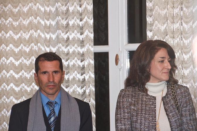 Ruth e Alejandro Fernández-Flórez, novos presidentes de honra da Fundación