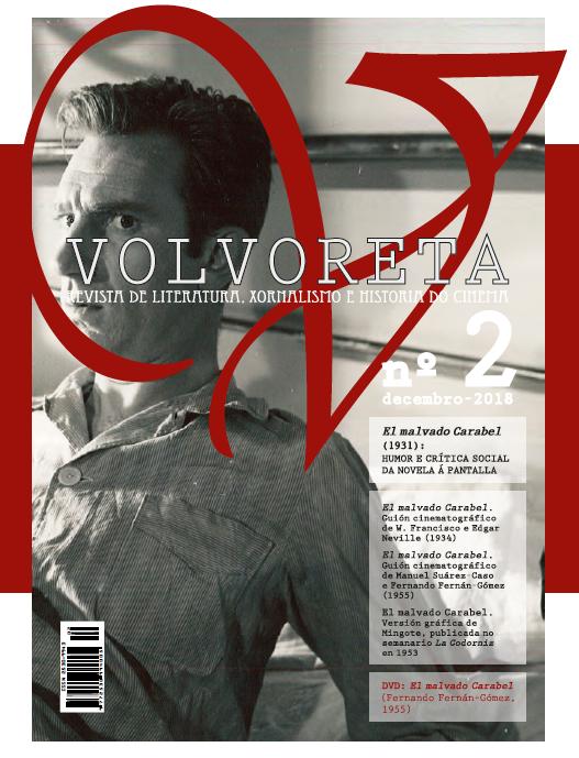 Presentación de la revista Volvoreta nº 2 en el Centro Galego de Artes da Imaxe/Filmoteca de Galicia