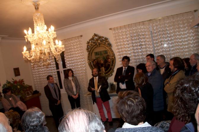Galería de fotos: presentación do número 1 da revista Volvoreta