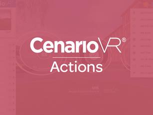 CenarioVR - Actions