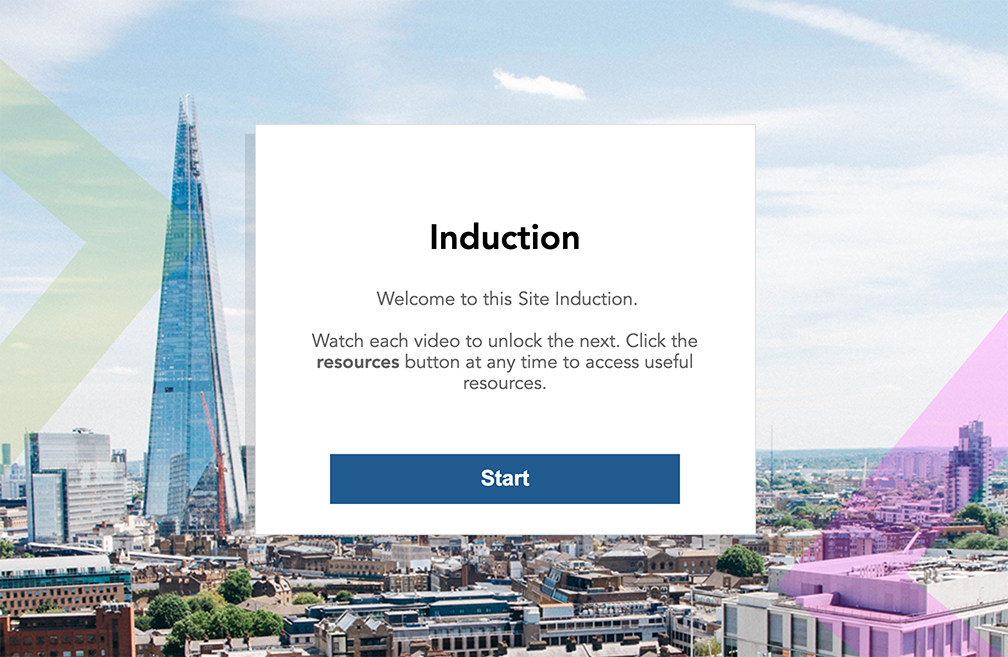 Site Induction Training Elearning