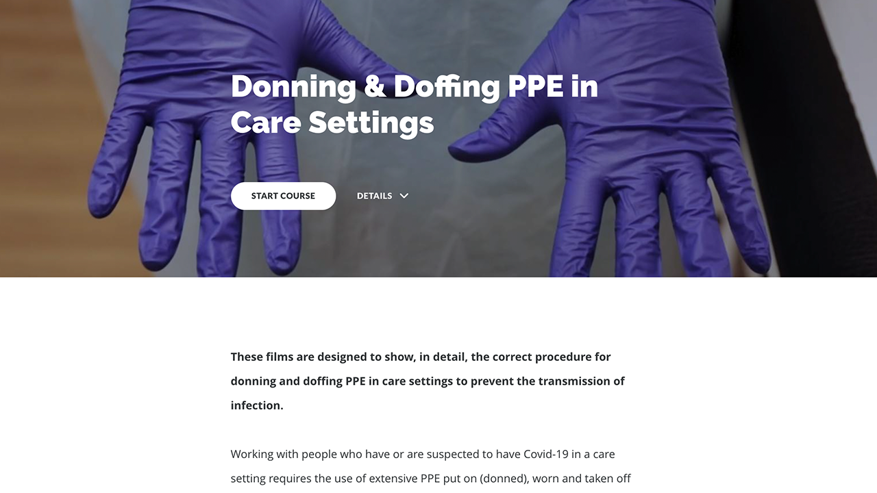 PPE Training Elearning