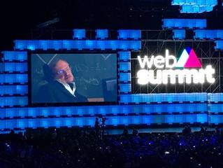 Web Summit 2017 in Lisbon, Portugal