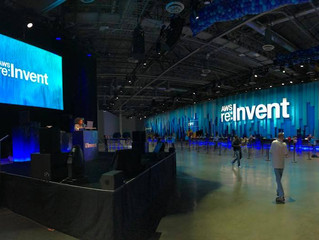 Re:Invent: 5 Years In