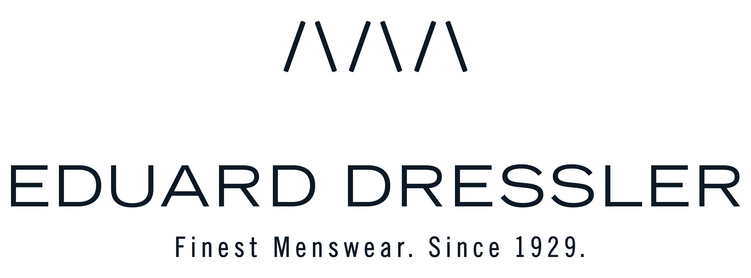 Eduard Dressler - Logo - Schriftzug-Signet-Claim
