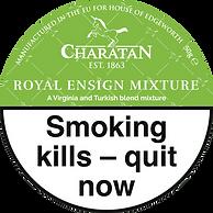 Charatan Royal Ensign Mixture HW Website