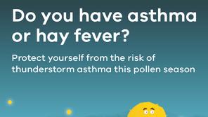 Protect yourself this pollen season
