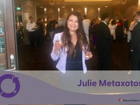 Julie Metaxotos IWD2021