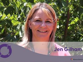 Jen Gilham IWD2021