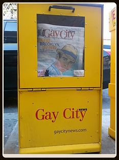 Gay City News Cover Story