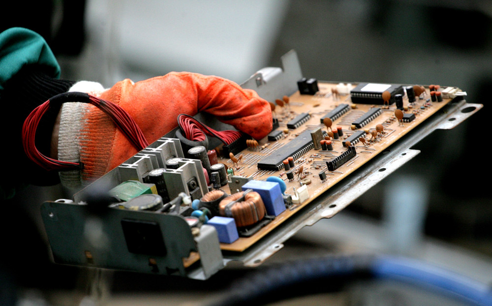 e-waste facts about circuit boards