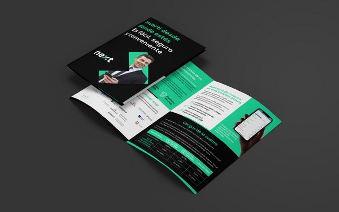 Next portfolio Brochure