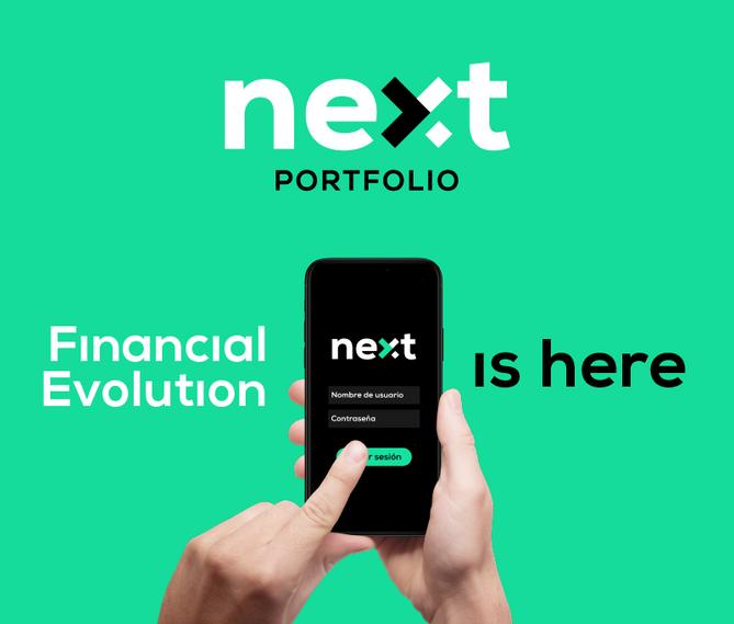 Next portfolio