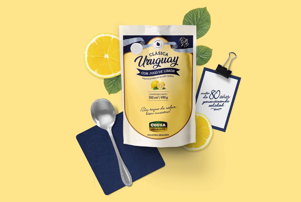Packaging Mayonesa Uruguay