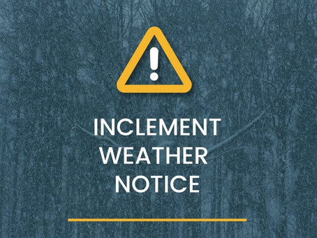 Weather Delays/Cancellations