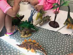 MLC goes prehistoric duringDinosaur Week at MLC Summer Camp!