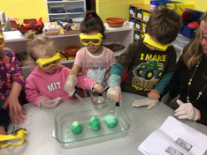 Dinosaur Hatching Experiment
