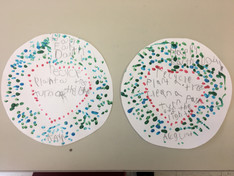 Happy Earth Day from The kindergarten classroom!!!!