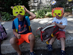 Zoo week atMLC camp with the Toddlers!