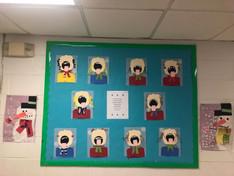 The Spanish ClassBulletin Board!