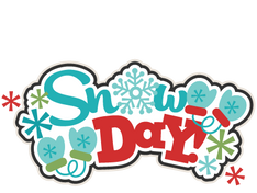 Snow Day Tuesday, February 12th