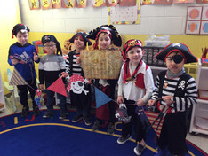 Happy Pirate and Princess Day!