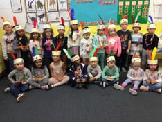 Happy Thanksgiving from the Orchard Class!