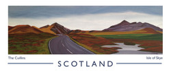 Road to The Cuillins 42x18
