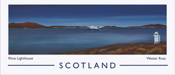 Ferry arriving Loch Broom, Ullapool